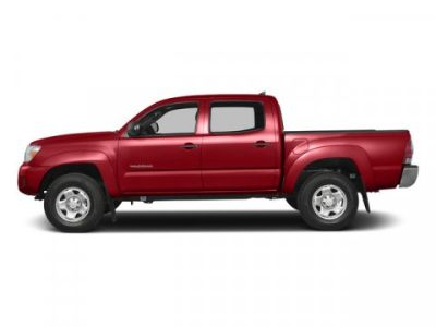 2015 Toyota Tacoma V6 (Barcelona Red Metallic)