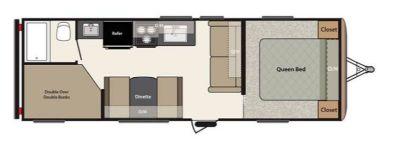 2015 Keystone Springdale 260TBWE
