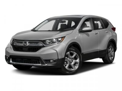 2018 Honda CR-V EX-L (White)