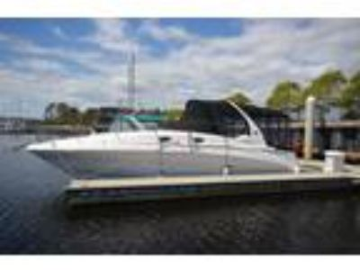 32' Sea Ray 320 DA with 2011 Blocks 2002