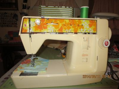 Wanted Singer Genie 354 or 353 sewing machine manual