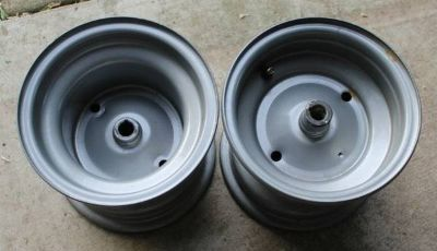 Tractor Riding Mower Rear Wheels