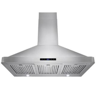 **BRAND NEW** 36 inch convertible kitchen hood.