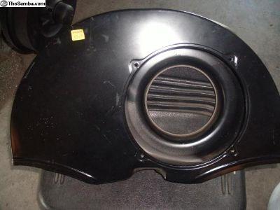 36 hp Fan Housing