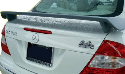 Buy 06-09 Mercedes CLK350 W209 Custom Spoiler Wing Primer motorcycle in Grand Prairie, Texas, US, for US $71.50