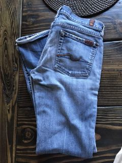 Seven for mankind jeans size 27