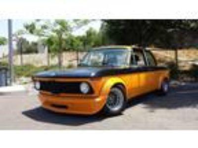 1975 BMW 2002 Fast/Street Car