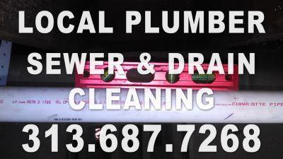 Residential Sewer & Drain Cleaning - Expert Plumbing Repairs (Plumber Plumbing)