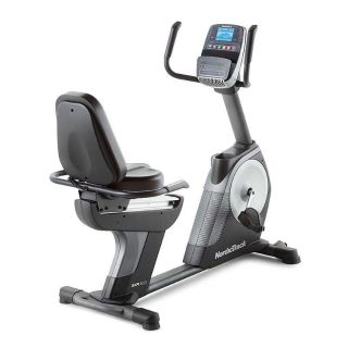 Barely Used NordicTrac GX 5.0 Pro Recumbent Cycle