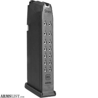 For Sale: Glock 17rd OEM Magazines! Ready to Ship!