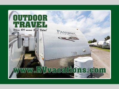 2011 KEYSTONE RV PASSPORT 3050BH GRAND TOURING