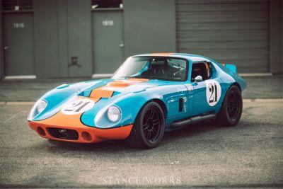 1965 Shelby Daytona Competition Cobra Coupe
