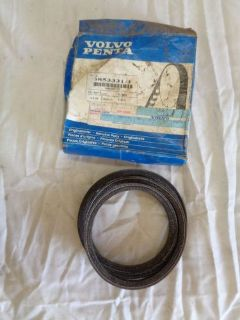 Sell Volvo Penta 3852336 V-BELT GOODYEAR 3852336 PWR STEERING PUMP DISCONTINUED motorcycle in Seminole, Florida, United States, for US $14.99