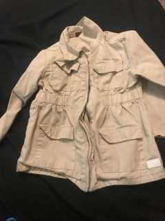 Cute girls 2T fashion coat! Perfect condition!