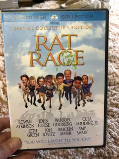 Rat race dvd