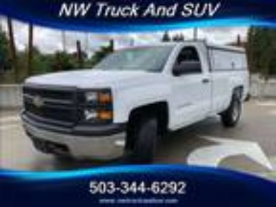 2015 Chevrolet Silverado 1500 Work Truck EcoTec3 4.3L Flex Fuel V6 285hp 305ft.