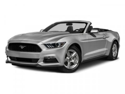 2015 Ford Mustang EcoBoost Premium (Red)