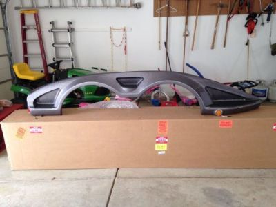 Sell Ranger Trailer Fender - Starboard side motorcycle in Saint Peters, Missouri, United States, for US $475.00