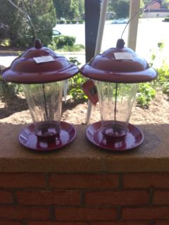 Brand New bird feeders