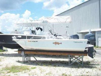 Tidewater SV 1900 Bay Boat