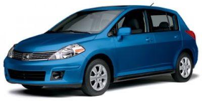 2009 Nissan Versa 1.8 S (Blue Metallic)