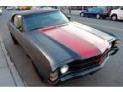 1971 Chevrolet Chevelle Coupe V8