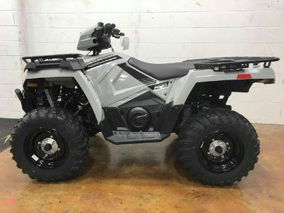 2018 Polaris Sportsman 450 H.O. Utility Edition Utility ATVs Tualatin, OR