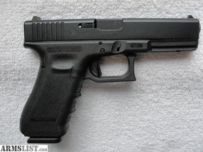 For Sale: Glock Model 22 Gen 4 40 Cal with FREE ammo