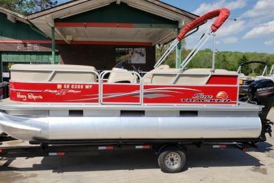 2015 Sun Tracker PARTY BARGE® 18 DLX