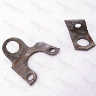 Find Corvette Original Crossfire Injection Engine Lift Bracket Tab Pair 1975-1982 motorcycle in Livermore, California, United States, for US $29.99