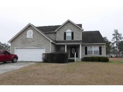 4 Bed 2.5 Bath Foreclosure Property in Gaston, SC 29053 - Edinfield Ct