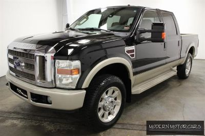2008 Ford F-250SD King Ranch