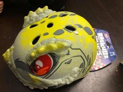 Raskullz Bike Helmet