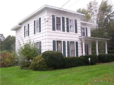 Foreclosure: Spacious Single-Family Home $34,900 w/ Old World Charm