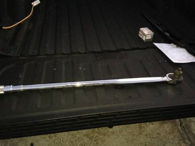 34 inch proto torque wrench