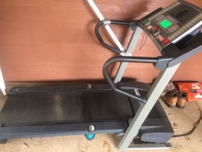 Pro Form XP 650e Treadmill