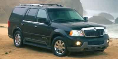 2003 Lincoln Navigator Base (Black Clearcoat)