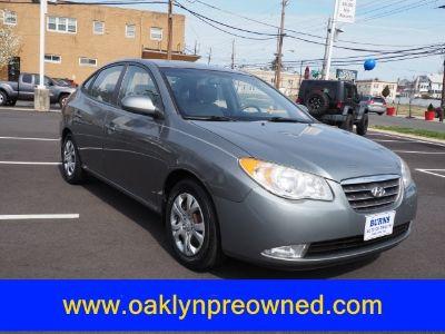 2009 Hyundai Elantra GLS (Carbon Gray)