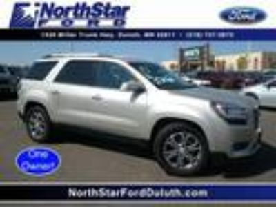 used 2016 GMC Acadia for sale.