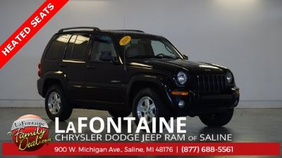 2004 Jeep Liberty Limited (black)