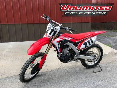 2018 Honda CRF450R Motocross Motorcycles Tyrone, PA