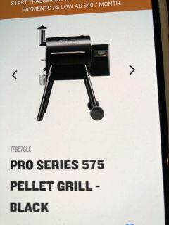 Looking for a pellet smoker
