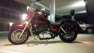 Honda Shadow 1100 - Runs Great, Low Miles, Ready to Ride Home Today