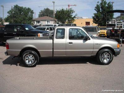 2003 Ford Ranger XL (Gold)
