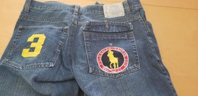 Polo size 32/35 jeans