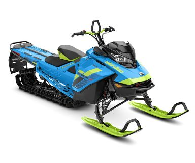 2018 Ski-Doo Summit X 165 850 E-TEC SS, PowderMax Light 2.5 H_ALT Mountain Snowmobiles Woodinville, WA