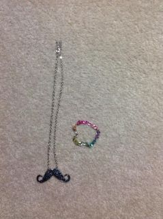 Lil Girls jewelry from Claire's