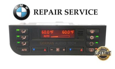 Find BMW E36 DIGITAL CLIMATE CONTROL AC HEATER 1996-99 323 328 M3 REPAIR SERVICE FIX motorcycle in Long Beach, California, United States, for US $39.95