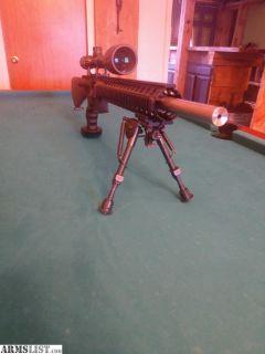 For Sale: AR 15 heavy barrel