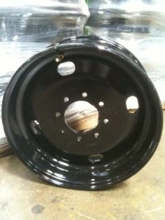 Purchase 19.5 STEEL WHEELS FORD F250 F350 TRUCKS FORD EXCURSION SET OF 4 motorcycle in Weatherford, Texas, US, for US $725.00